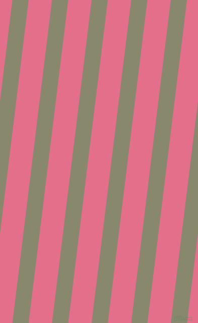 83 degree angle lines stripes, 32 pixel line width, 46 pixel line spacing, Bitter and Deep Blush angled lines and stripes seamless tileable