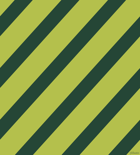 48 degree angle lines stripes, 53 pixel line width, 84 pixel line spacing, Bottle Green and Celery angled lines and stripes seamless tileable