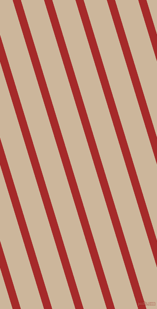 107 degree angle lines stripes, 16 pixel line width, 45 pixel line spacing, Brown and Vanilla angled lines and stripes seamless tileable