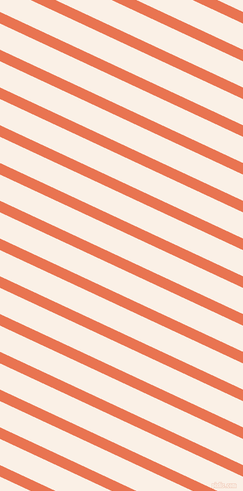 155 degree angle lines stripes, 15 pixel line width, 34 pixel line spacing, Burnt Sienna and Linen angled lines and stripes seamless tileable