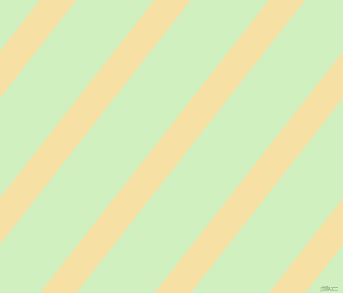 52 degree angle lines stripes, 59 pixel line width, 126 pixel line spacing, Buttermilk and Tea Green angled lines and stripes seamless tileable