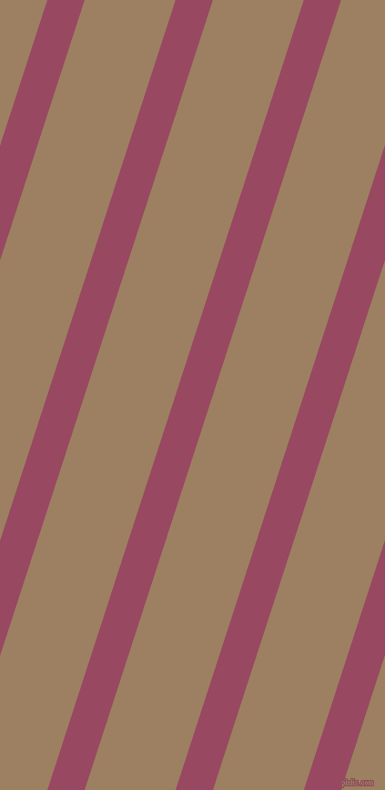 72 degree angle lines stripes, 39 pixel line width, 95 pixel line spacing, Cadillac and Sorrell Brown angled lines and stripes seamless tileable