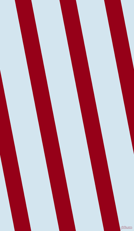 101 degree angle lines stripes, 52 pixel line width, 89 pixel line spacing, Carmine and Pattens Blue angled lines and stripes seamless tileable