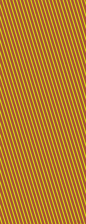 107 degree angle lines stripes, 3 pixel line width, 9 pixel line spacing, Chartreuse Yellow and Orange Roughy angled lines and stripes seamless tileable