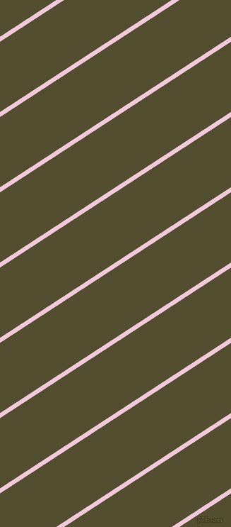 33 degree angle lines stripes, 6 pixel line width, 83 pixel line spacing, Classic Rose and Thatch Green angled lines and stripes seamless tileable