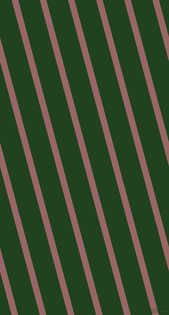 105 degree angle lines stripes, 13 pixel line width, 43 pixel line spacing, Copper Rose and Myrtle angled lines and stripes seamless tileable