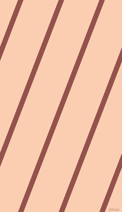 69 degree angle lines stripes, 17 pixel line width, 110 pixel line spacingCopper Rust and Apricot angled lines and stripes seamless tileable