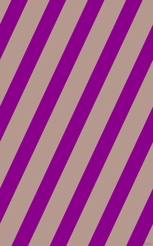 65 degree angle lines stripes, 48 pixel line width, 63 pixel line spacing, Dark Magenta and Del Rio angled lines and stripes seamless tileable