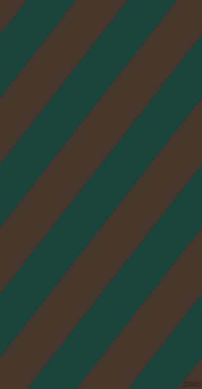 52 degree angle lines stripes, 79 pixel line width, 84 pixel line spacing, Deep Teal and Dark Rum angled lines and stripes seamless tileable