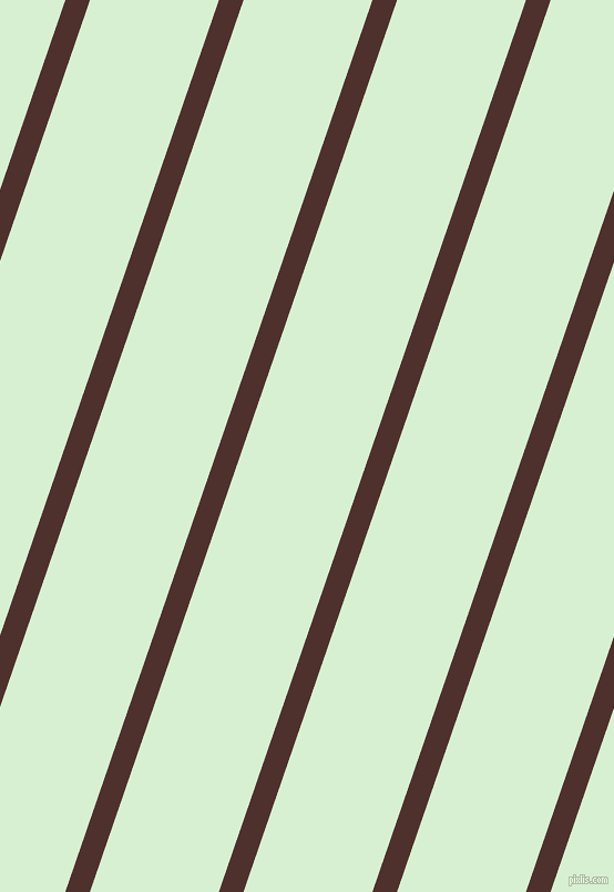 71 degree angle lines stripes, 21 pixel line width, 110 pixel line spacing, Espresso and Blue Romance angled lines and stripes seamless tileable