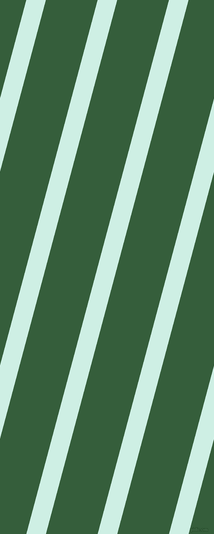 75 degree angle lines stripes, 39 pixel line width, 103 pixel line spacing, Humming Bird and Hunter Green angled lines and stripes seamless tileable