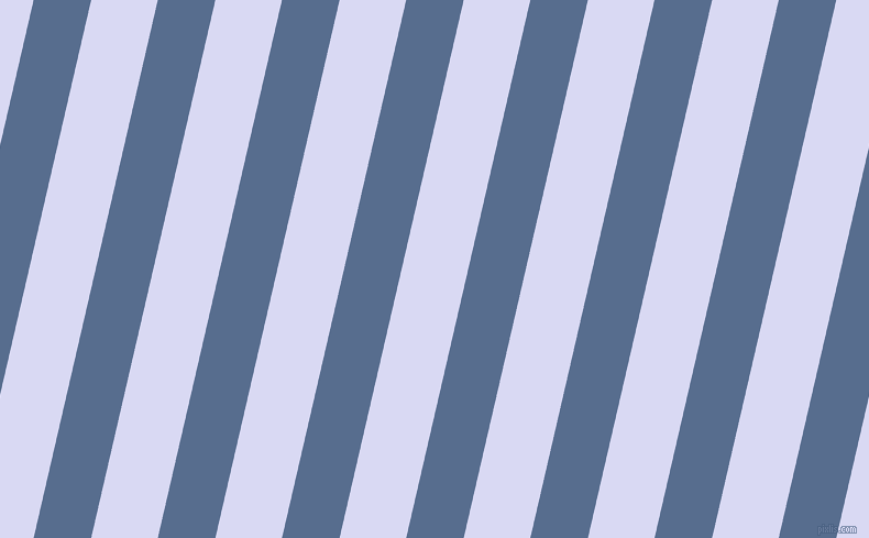 77 degree angle lines stripes, 51 pixel line width, 59 pixel line spacing, Kashmir Blue and Quartz angled lines and stripes seamless tileable