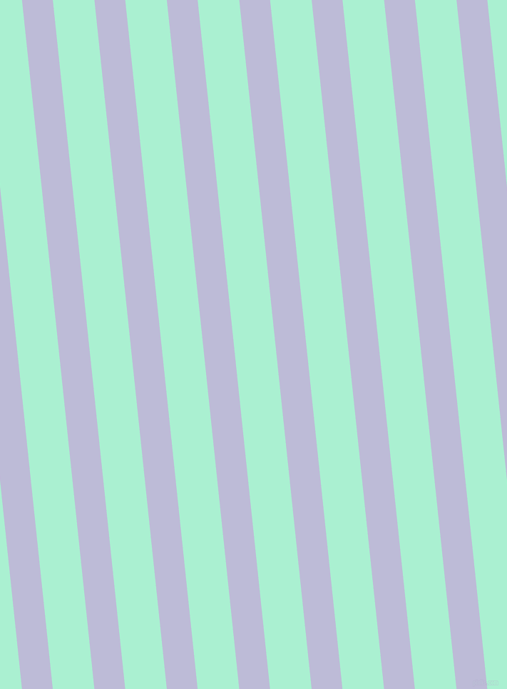 96 degree angle lines stripes, 43 pixel line width, 58 pixel line spacing, Lavender Grey and Magic Mint angled lines and stripes seamless tileable
