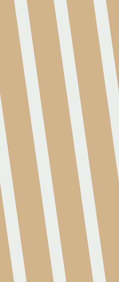 98 degree angle lines stripes, 41 pixel line width, 88 pixel line spacing, Lily White and Tan angled lines and stripes seamless tileable