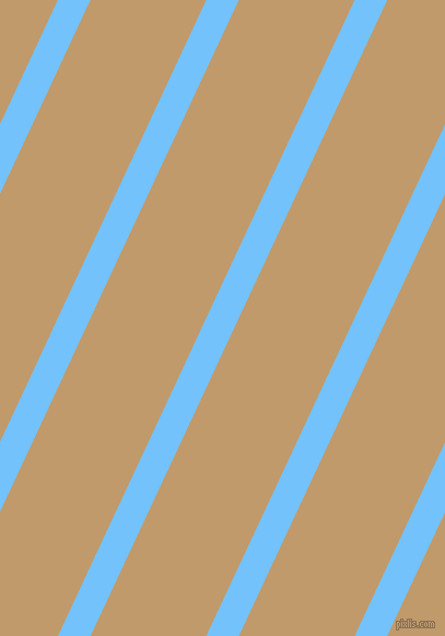 65 degree angle lines stripes, 27 pixel line width, 96 pixel line spacing, Maya Blue and Fallow angled lines and stripes seamless tileable