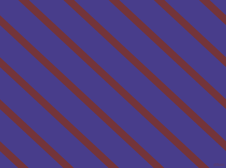 137 degree angle lines stripes, 24 pixel line width, 78 pixel line spacing, Merlot and Dark Slate Blue angled lines and stripes seamless tileable