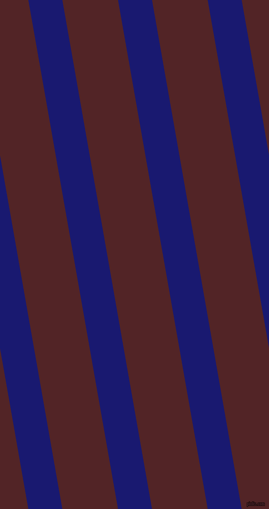 100 degree angle lines stripes, 66 pixel line width, 108 pixel line spacing, Midnight Blue and Lonestar angled lines and stripes seamless tileable