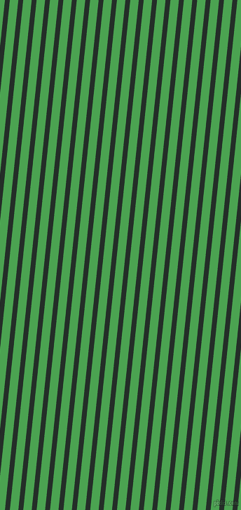 84 degree angle lines stripes, 7 pixel line width, 12 pixel line spacing, Midnight Moss and Fruit Salad angled lines and stripes seamless tileable