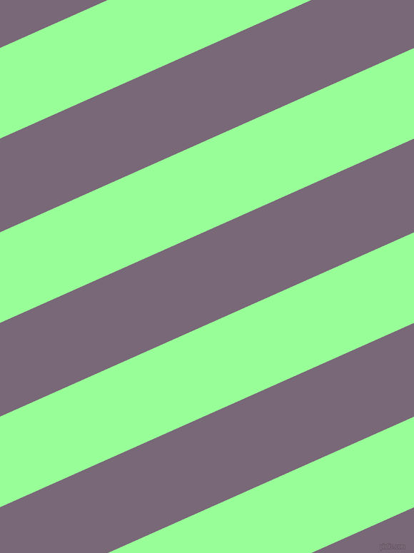 24 degree angle lines stripes, 116 pixel line width, 120 pixel line spacing, Mint Green and Old Lavender angled lines and stripes seamless tileable