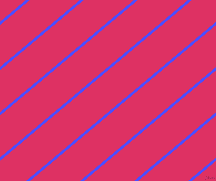 40 degree angle lines stripes, 9 pixel line width, 113 pixel line spacing, Neon Blue and Cerise angled lines and stripes seamless tileable