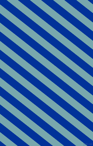 142 degree angle lines stripes, 28 pixel line width, 30 pixel line spacing, Neptune and Smalt angled lines and stripes seamless tileable