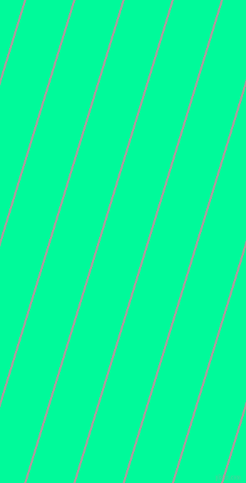 73 degree angle lines stripes, 3 pixel line width, 63 pixel line spacing, Nobel and Medium Spring Green angled lines and stripes seamless tileable