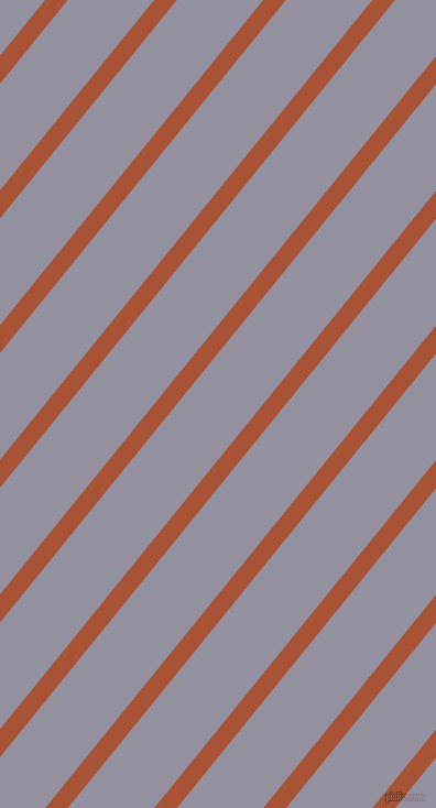 51 degree angle lines stripes, 16 pixel line width, 61 pixel line spacing, Orange Roughy and Grey Suit angled lines and stripes seamless tileable