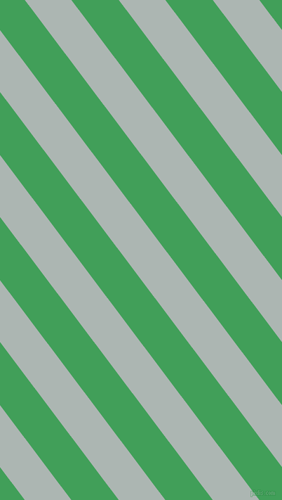 127 degree angle lines stripes, 53 pixel line width, 54 pixel line spacing, Periglacial Blue and Chateau Green angled lines and stripes seamless tileable