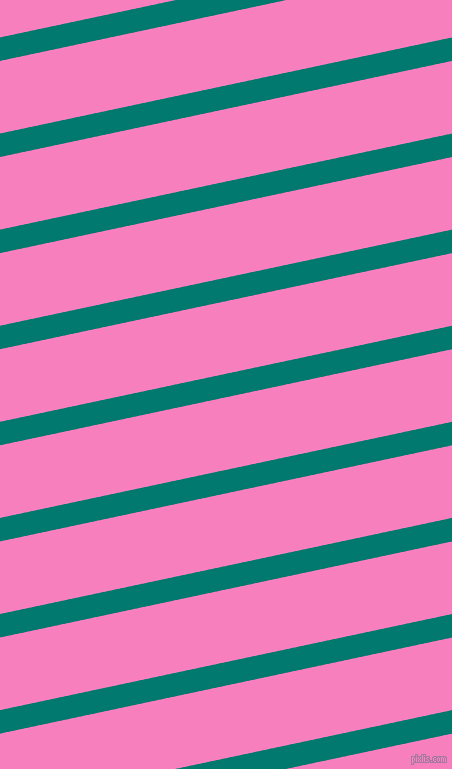 12 degree angle lines stripes, 23 pixel line width, 71 pixel line spacing, Pine Green and Persian Pink angled lines and stripes seamless tileable