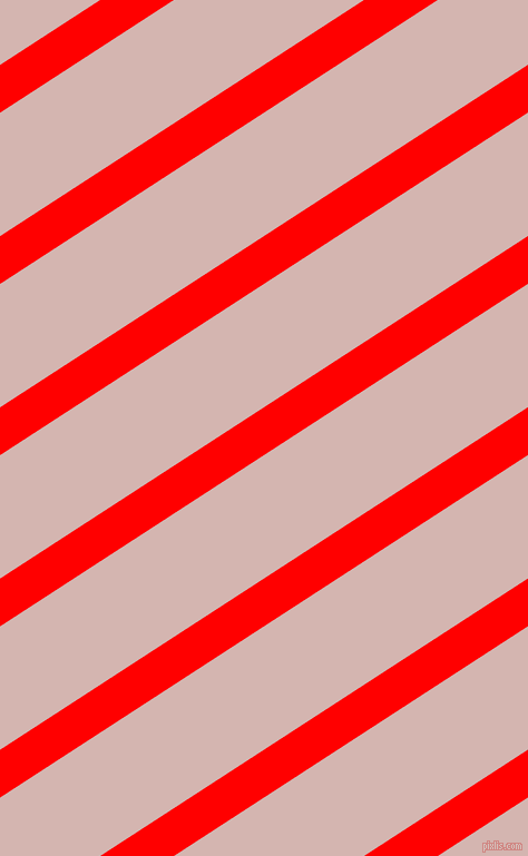 33 degree angle lines stripes, 36 pixel line width, 93 pixel line spacing, Red and Oyster Pink angled lines and stripes seamless tileable