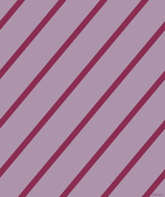 50 degree angle lines stripes, 19 pixel line width, 85 pixel line spacing, Rose Bud Cherry and London Hue angled lines and stripes seamless tileable