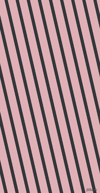 103 degree angle lines stripes, 11 pixel line width, 26 pixel line spacing, Shark and Blossom angled lines and stripes seamless tileable
