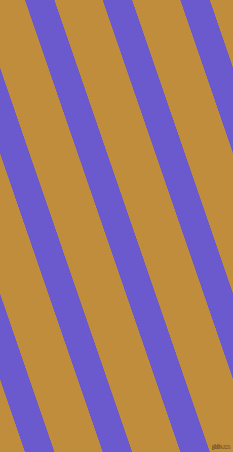109 degree angle lines stripes, 55 pixel line width, 90 pixel line spacing, Slate Blue and Pizza angled lines and stripes seamless tileable