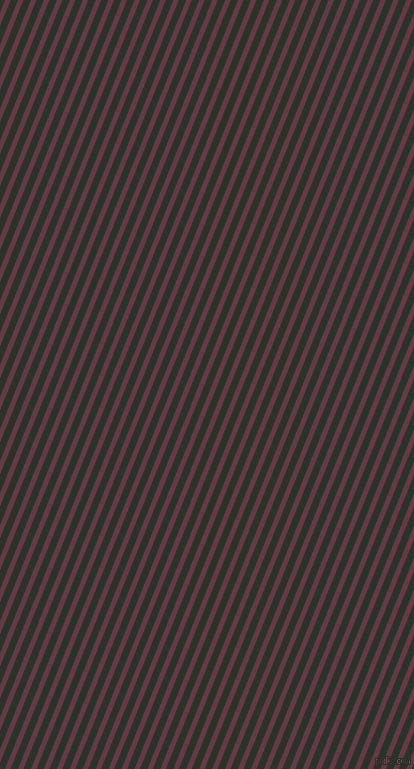68 degree angle lines stripes, 5 pixel line width, 7 pixel line spacing, Tawny Port and Black Forest angled lines and stripes seamless tileable