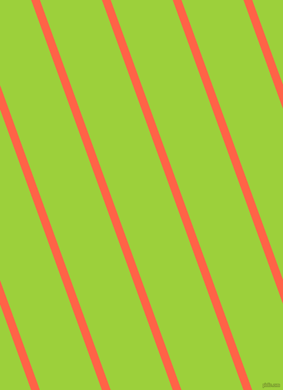 110 degree angle lines stripes, 17 pixel line width, 120 pixel line spacing, Tomato and Atlantis angled lines and stripes seamless tileable