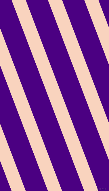 111 degree angle lines stripes, 46 pixel line width, 72 pixel line spacing, Tuft Bush and Indigo angled lines and stripes seamless tileable