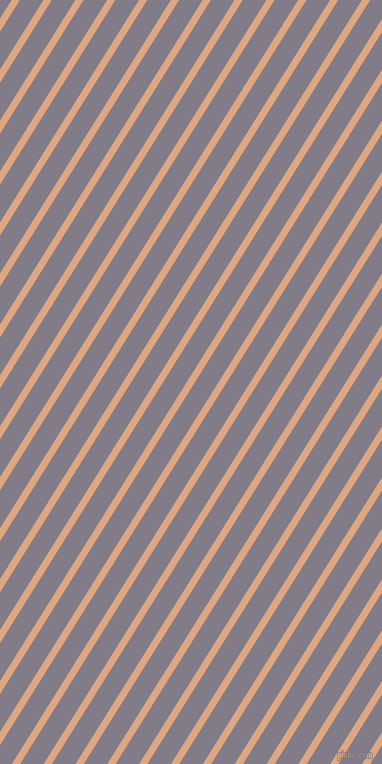 58 degree angle lines stripes, 7 pixel line width, 20 pixel line spacing, Tumbleweed and Topaz angled lines and stripes seamless tileable