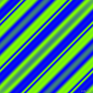 , Blue and Chartreuse beveled plasma lines seamless tileable