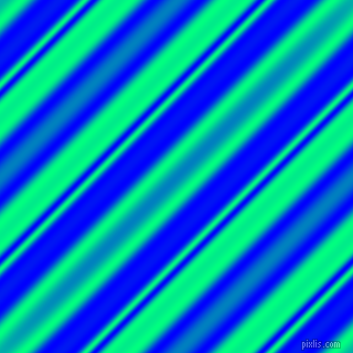 , Blue and Spring Green beveled plasma lines seamless tileable