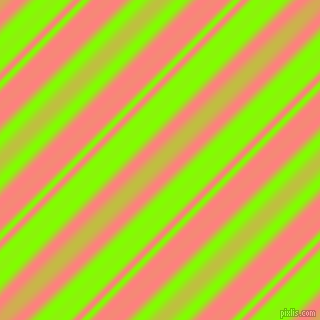 , Chartreuse and Salmon beveled plasma lines seamless tileable