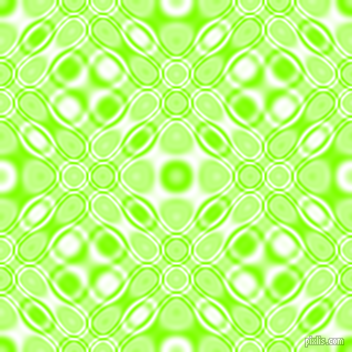 , Chartreuse and White cellular plasma seamless tileable