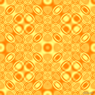 , Dark Orange and Witch Haze cellular plasma seamless tileable