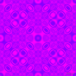 , Electric Indigo and Magenta cellular plasma seamless tileable