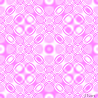 , Fuchsia Pink and White cellular plasma seamless tileable