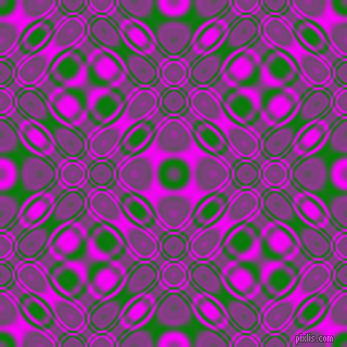 Green and Magenta cellular plasma seamless tileable