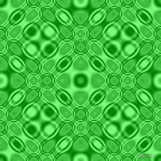 Green and Mint Green cellular plasma seamless tileable