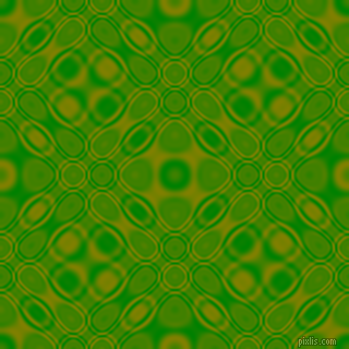 Green and Olive cellular plasma seamless tileable