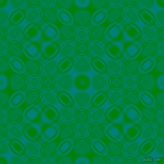 , Green and Teal cellular plasma seamless tileable