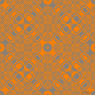 , Grey and Dark Orange cellular plasma seamless tileable