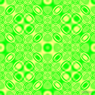 , Lime and Witch Haze cellular plasma seamless tileable